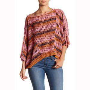 Free People Pearl Searching Sweater oversized L